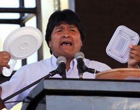 Evo Morales non ha propriamente ricevuto un trattamento di riguardo in occasione del suo ultimo viaggio in Europa