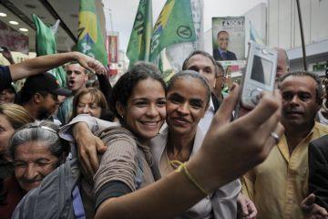 E' Marina Silva la vera candidata del popolo brasiliano?