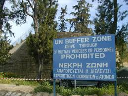 http://en.wikipedia.org/wiki/United_Nations_Buffer_Zone_in_Cyprus