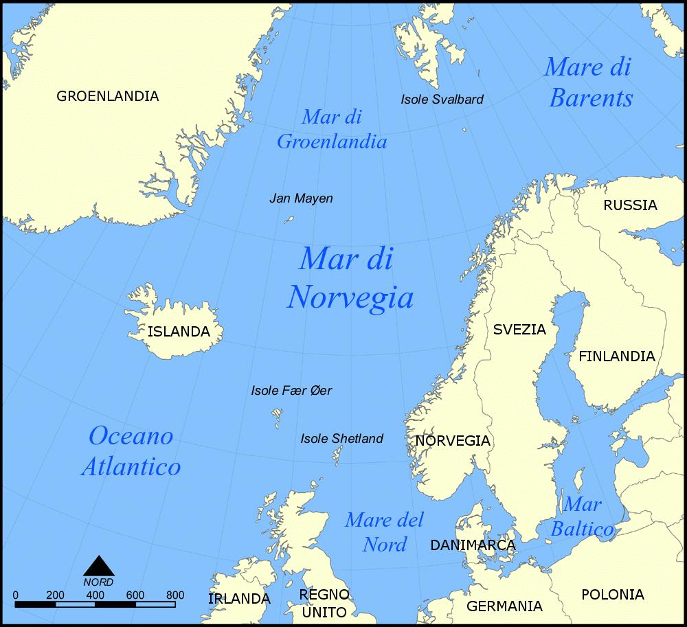 Groenlandia Map Il Caff 232 Geopolitico
