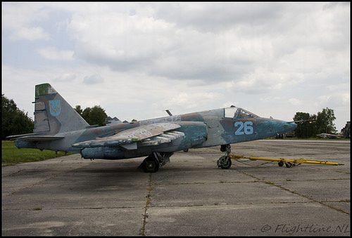 su-25 ukraine foto