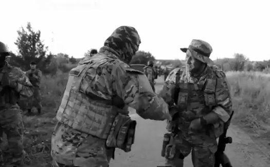 Le forze paramilitari filogovernative in Ucraina