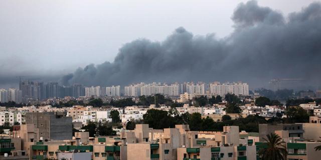 Egitto ed Emirati Arabi Uniti intervengono in Libia?
