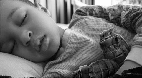 Bambini: soldati a costo zero