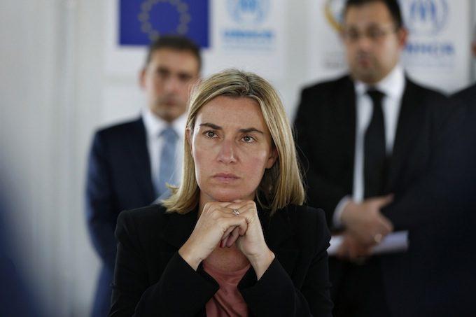 Riuscirà Federica Mogherini ad elaborare una risposta coordinata da parte della UE?