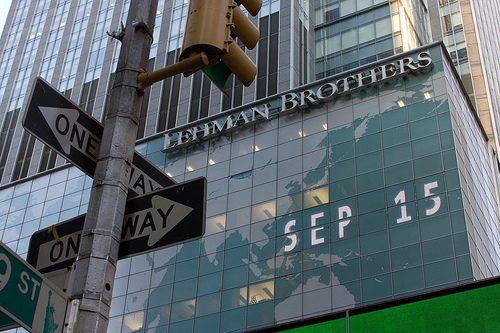 lehman brothers foto