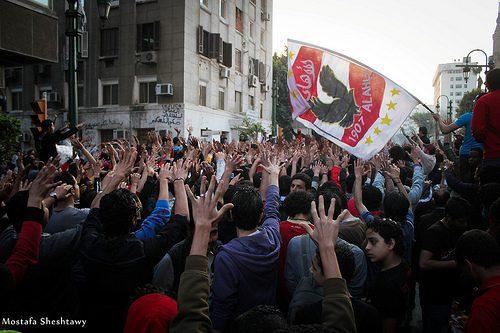 egypt ultras foto