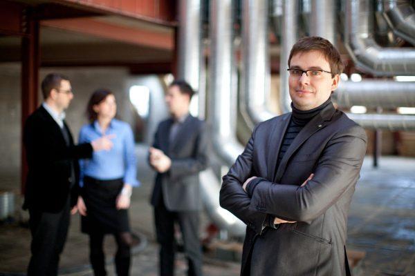 Defendec CEO Jaanus Tamm