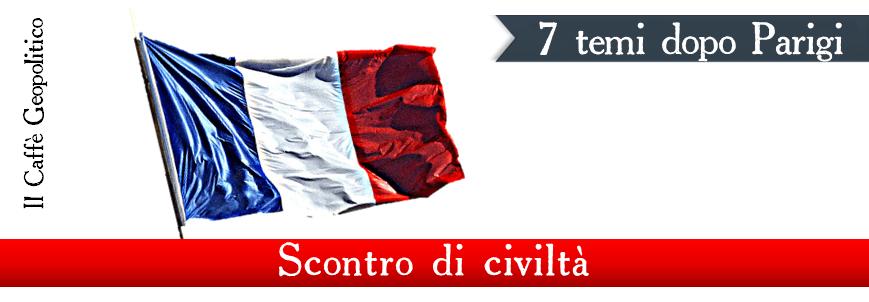 Logo Parigi_scontro di civilta