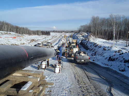 pipeline Armenia foto