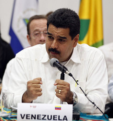 Nicolas Maduro foto