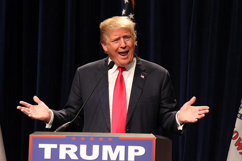 trump elections photo