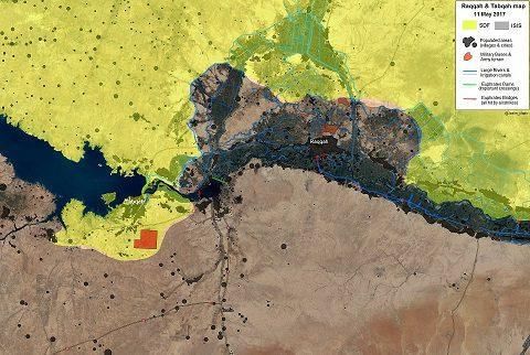 ISIS: le roccaforti assediate 2