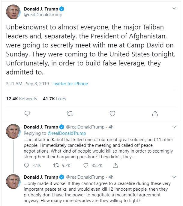 Afghanistan: comunque vada potrebbe essere un fallimento! 1
