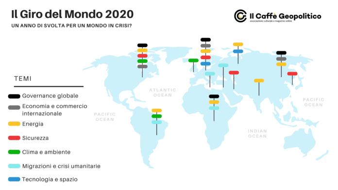 Il Giro del Mondo 2020 1