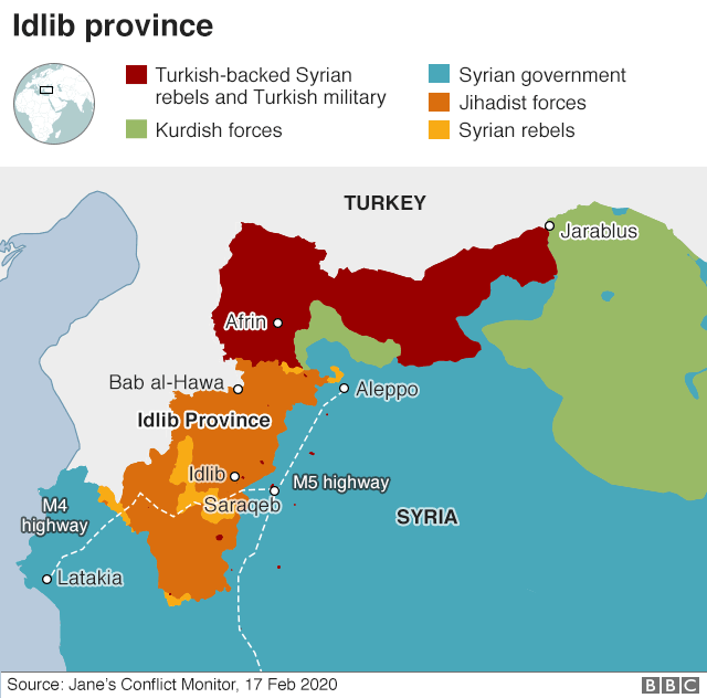 Il destino di Idlib 2