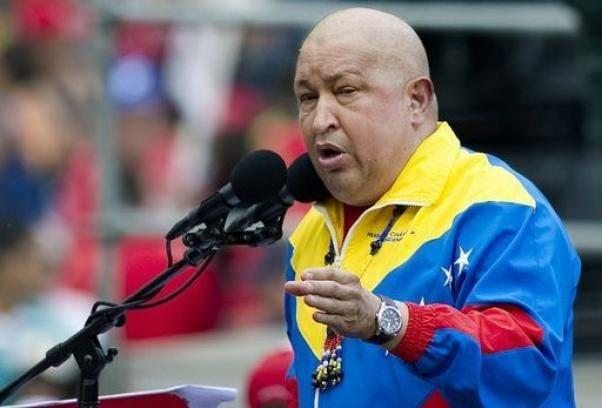 Chávez?… Assente!
